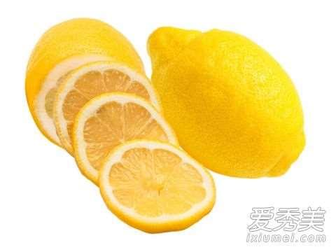 柠檬洗脸的正确方法 柠檬洗脸的功效与作用