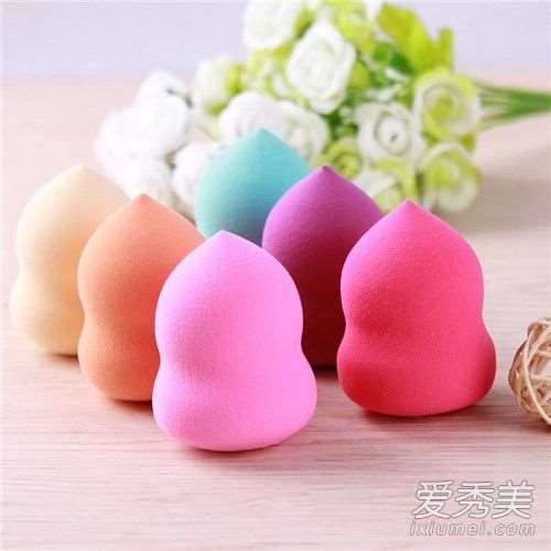 美妆蛋什么形状好用 美妆蛋什么材质的比较好