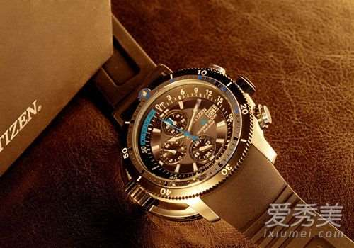 西铁城手表什么档次 西铁城手表怎么调时间