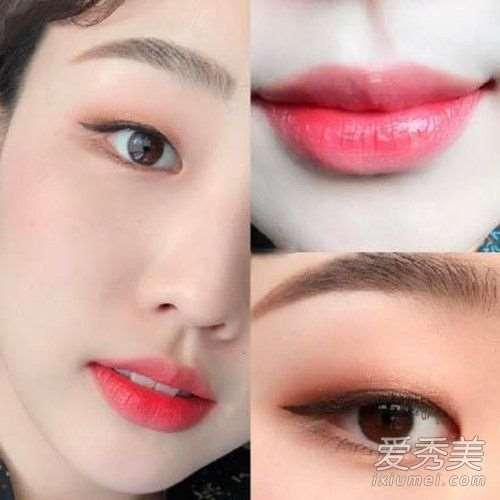 单眼皮怎么画眼线 单眼皮眼妆的画法大全