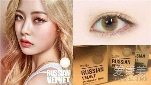 小直径美瞳品牌推荐 ins上推爆的5款裸眼变色美瞳