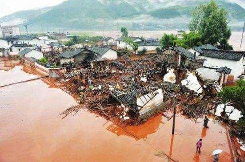 洪灾后食品宣传标语