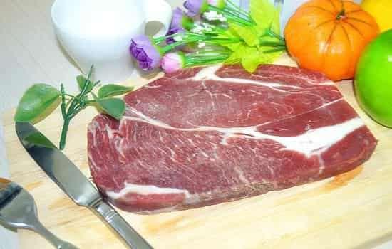 牛肉丝怎么切才嫩图解