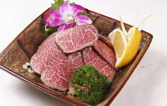牛肉生吃会有寄生虫吗