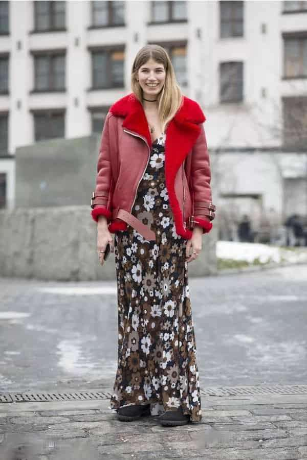 短款羊羔绒外套如何搭配 温暖过冬的穿衣宝典