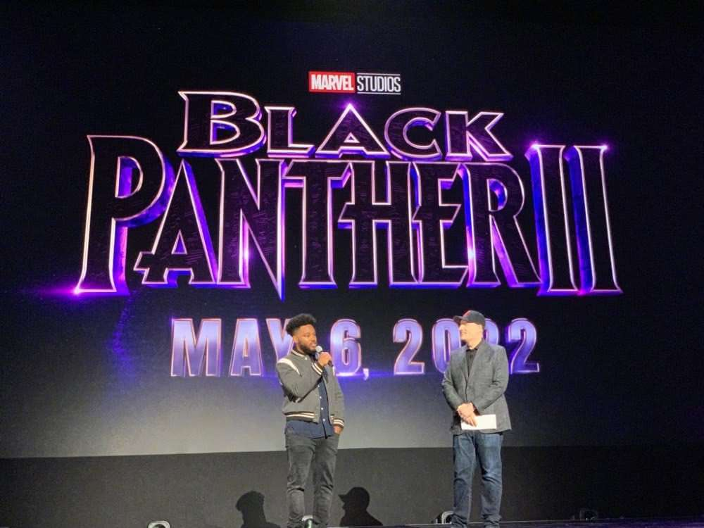 《黑豹2》北美定档2022,前作导演回归执导