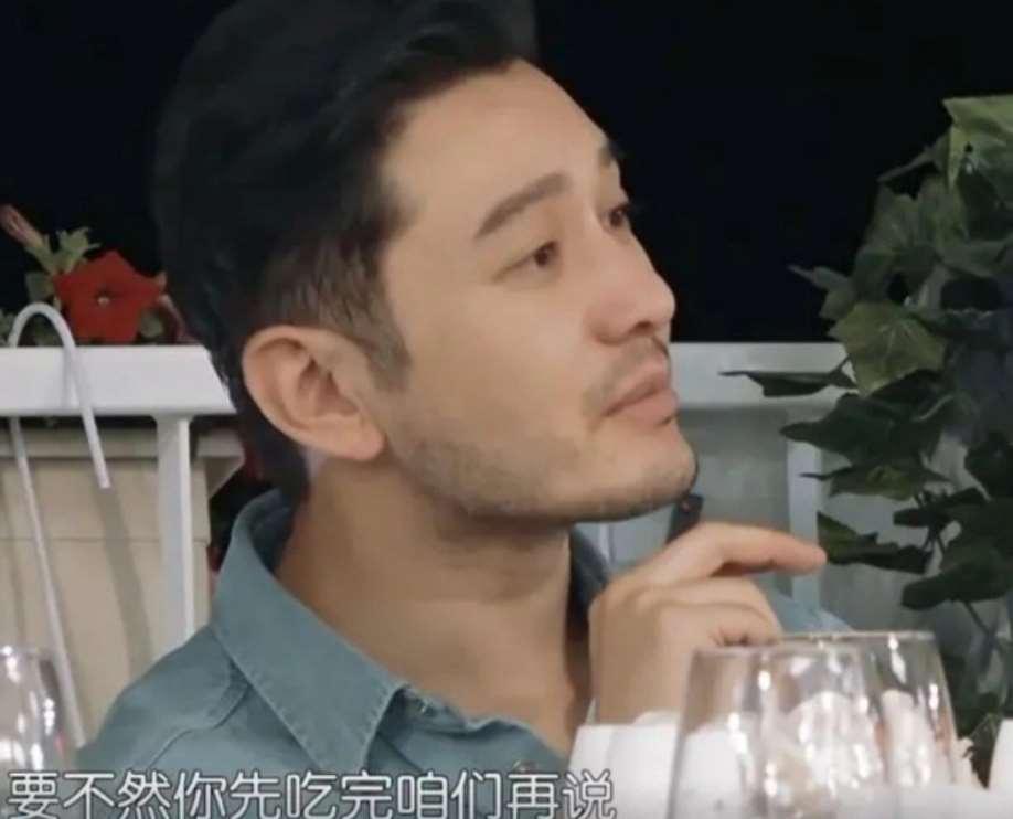 """继""""明说""""后,黄晓明又创新技能?网友:不敢模仿!"""