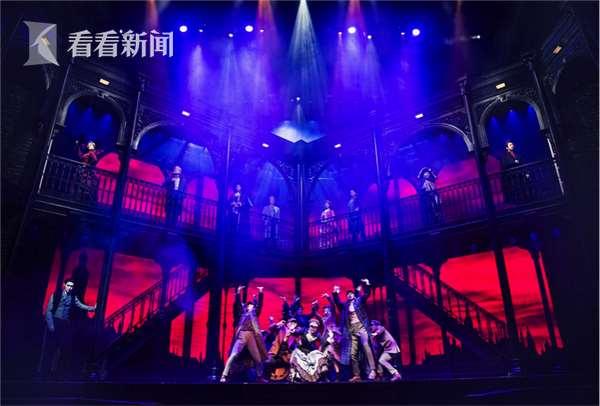 音乐剧《变身怪医》中文版升级重启