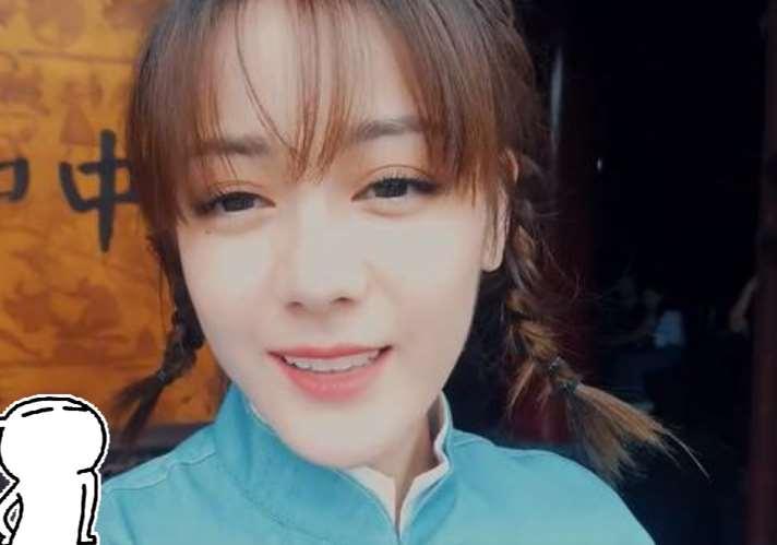 杨颖录制新节目,baby造型被diss,在模仿迪丽热巴?
