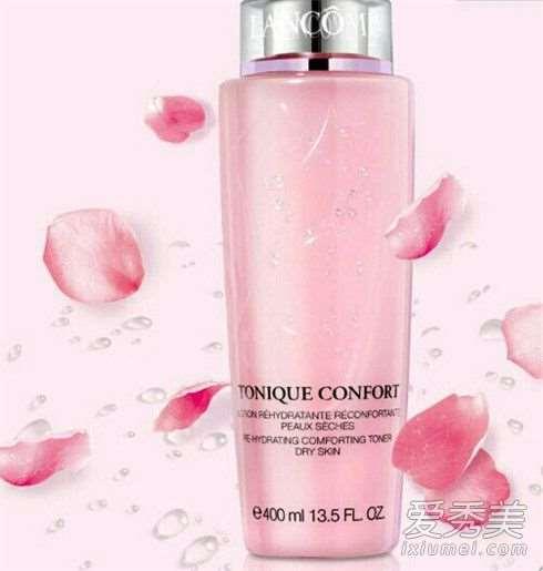 兰蔻粉水用了皮肤刺痛原因 兰蔻粉水怎么用_护肤品化妆品使用顺序