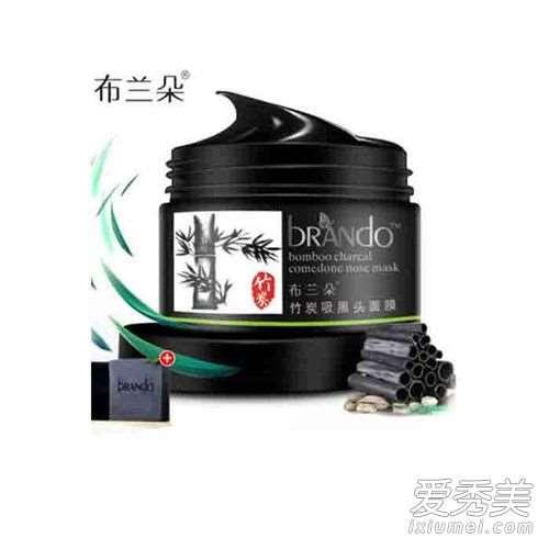 布兰朵竹炭吸黑面膜多少钱效果怎么样 布兰朵竹炭吸黑面膜怎么用_中国好用的护肤品牌子