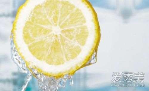 吃柠檬可以美白吗 怎么吃柠檬才能美白