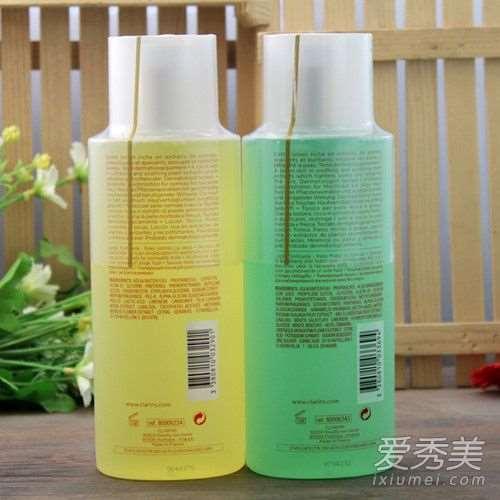 娇韵诗黄水和绿水的区别 娇韵诗黄水和兰蔻粉水哪个好_希云护肤品