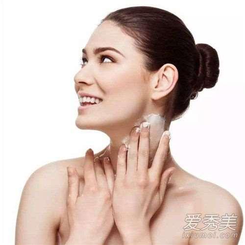 颈纹能用激光消除吗 颈纹是怎么形成的_怎样自制护肤品