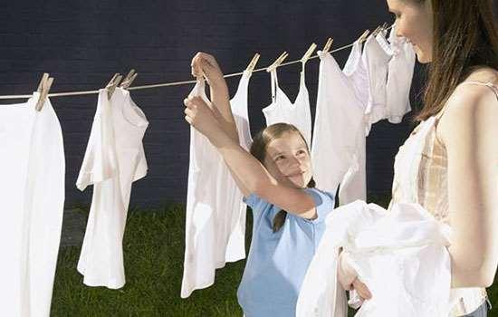 白色t恤怎么洗白