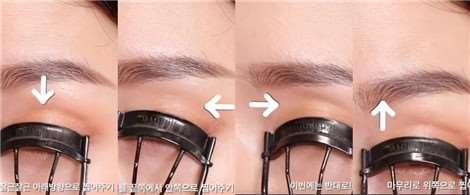 睫毛怎么夹才会翘 为什么夹了睫毛一会儿就不翘了