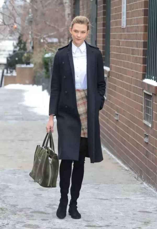 小腿粗适合穿什么靴子 这样搭配温柔和保暖兼顾