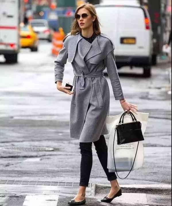 黑色牛仔裤配什么鞋子 这样穿才时髦