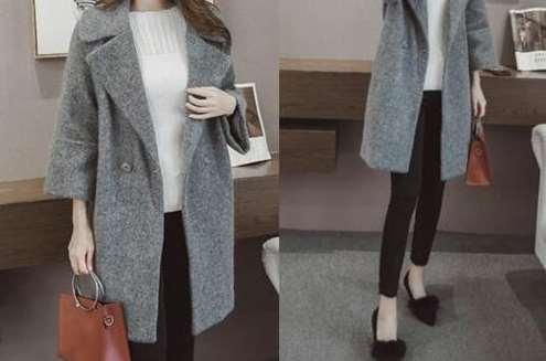 灰色大衣配什么内搭 灰色大衣搭配方法