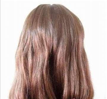 女生发型简单漂亮扎法 只需六步即可轻松搞定