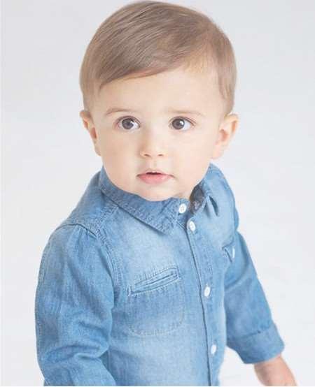 婴儿发型男0-1岁 不妨试试这五款发型吧
