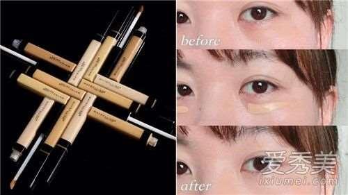 黑眼圈用什么颜色遮瑕膏 遮黑眼圈用什么遮瑕膏好