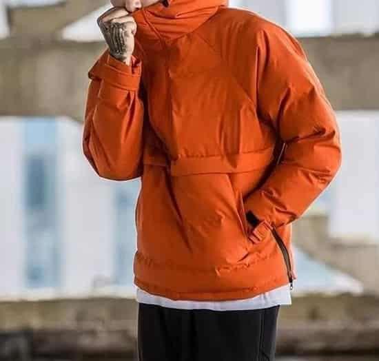 男生面包服怎么搭配 冬季不仅仅是夹克