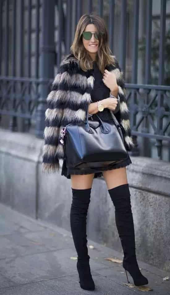 中年女人冬天怎么穿衣搭配 大方优雅成熟端庄