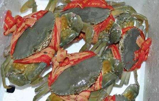 青蟹里面黑色膏能吃吗