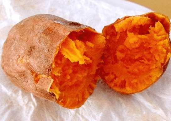 微波炉烤红薯几分钟 自己在家怎么用微波炉烤红薯