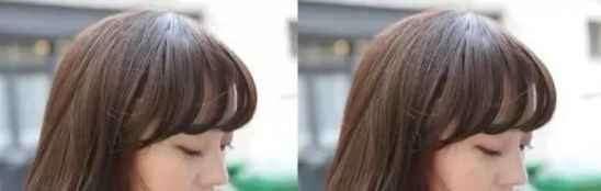 圆脸适合中分还是偏分 这样的发型让圆脸更显脸小