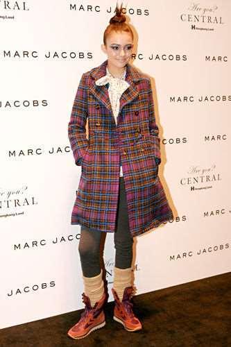 Marc Jacobs时装秀预测流行趋势