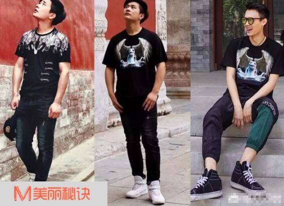 男士t恤有哪些品牌比较有名