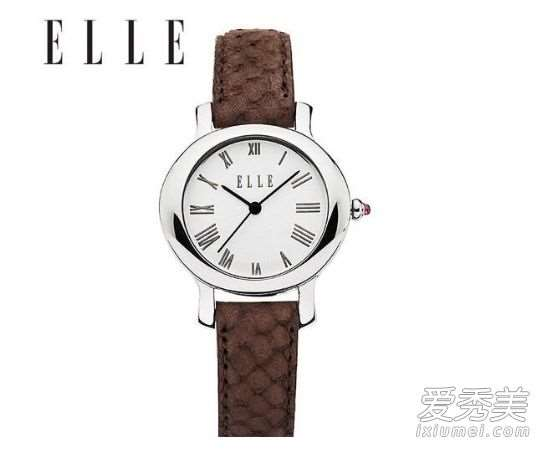 elle手表是什么档次 elle手表价格多少钱