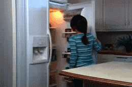 如何让你的冰箱带上处女座属性?