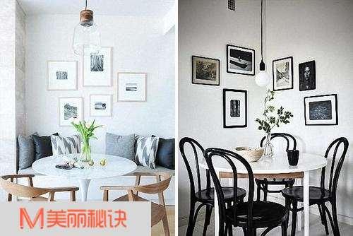 怎能让餐桌区的墙面空无一物? 吃货攻略 第2张