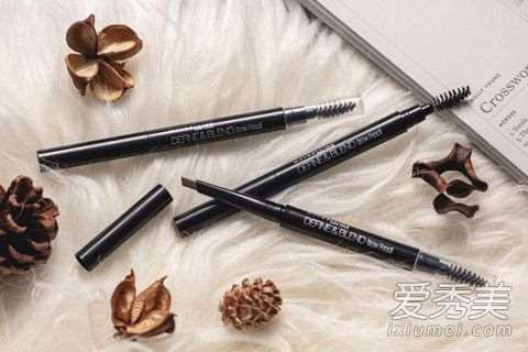 美宝莲眉笔哪款好用 美宝莲眉笔色号选择