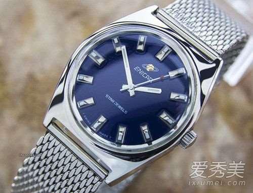 英纳格手表怎么调日期 英纳格手表怎么看型号