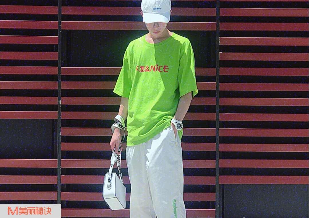 男生夏天穿搭 具有个性的服装搭配