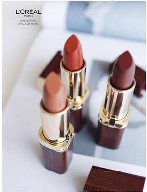 欧莱雅小棕皮口红哪个颜色好看 欧莱雅小棕皮294适合黄皮吗