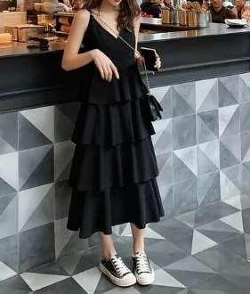 黑色蛋糕裙配什么鞋子 搭配这6款鞋子会更美