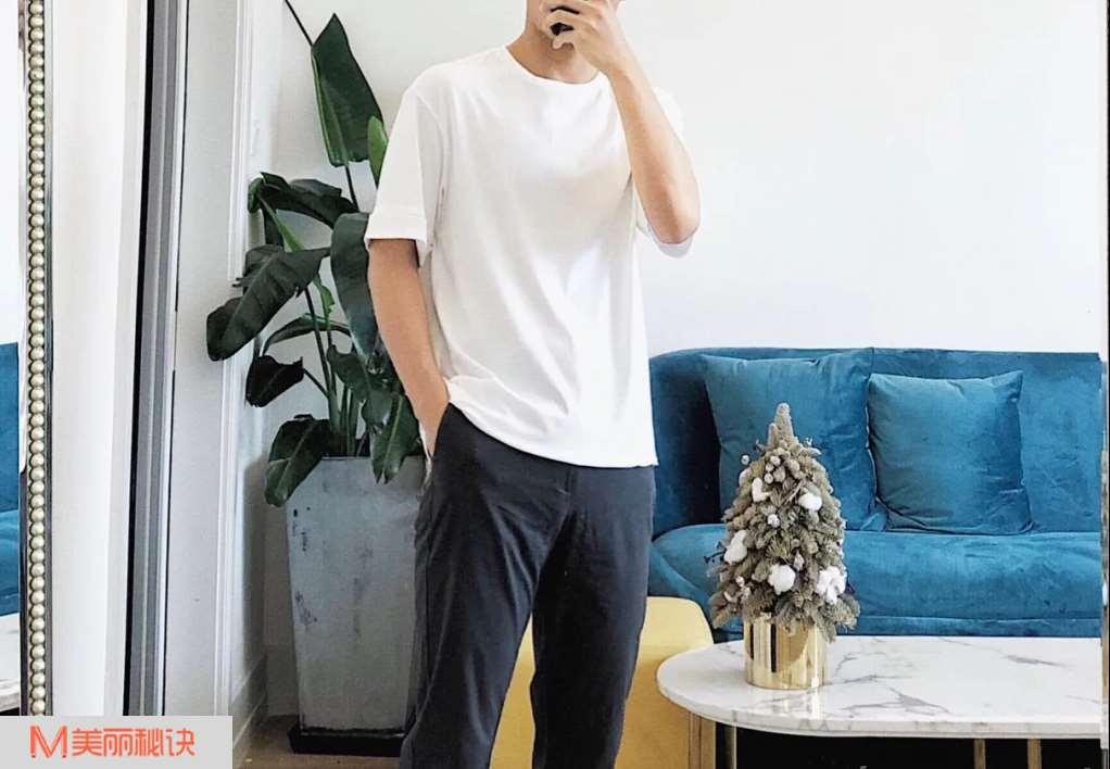 夏季男生服装搭配原则 极简风格搭配