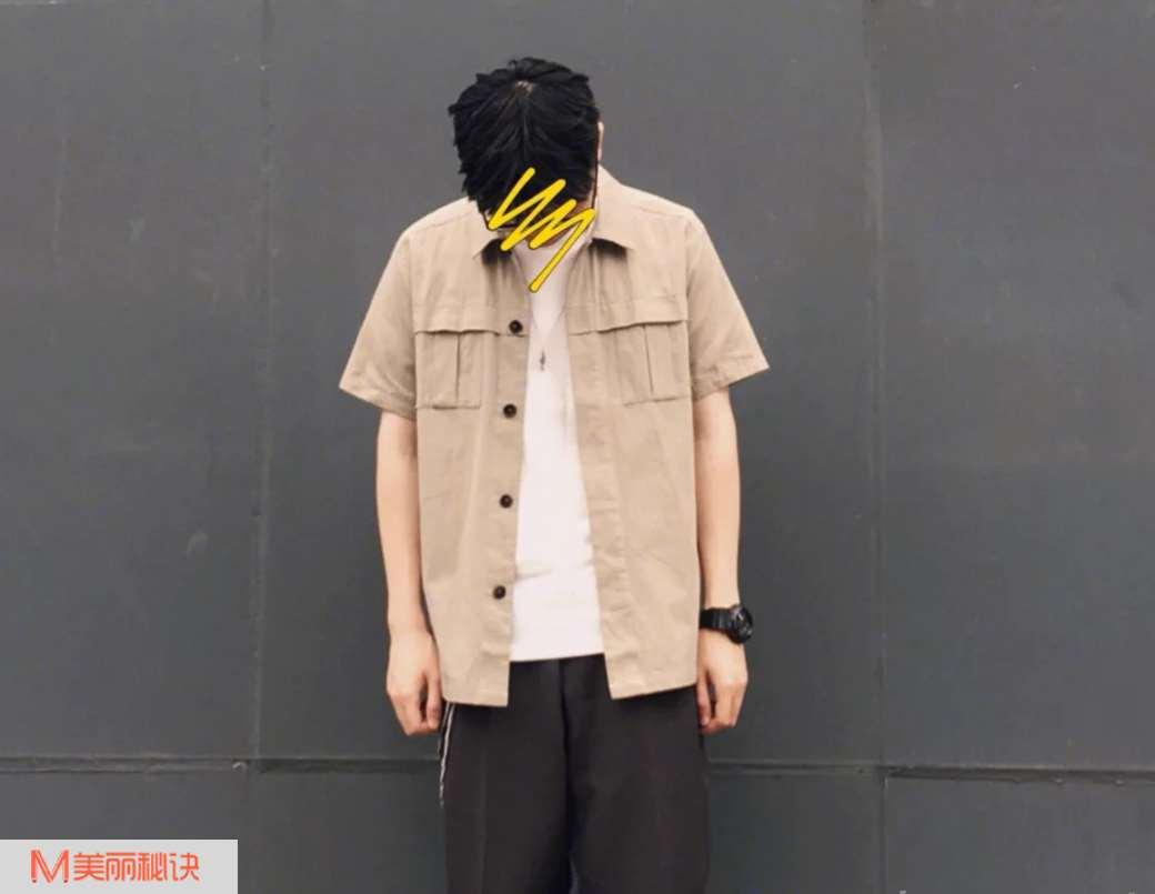 夏日男生衬衫搭配 穿出与众不同的一面