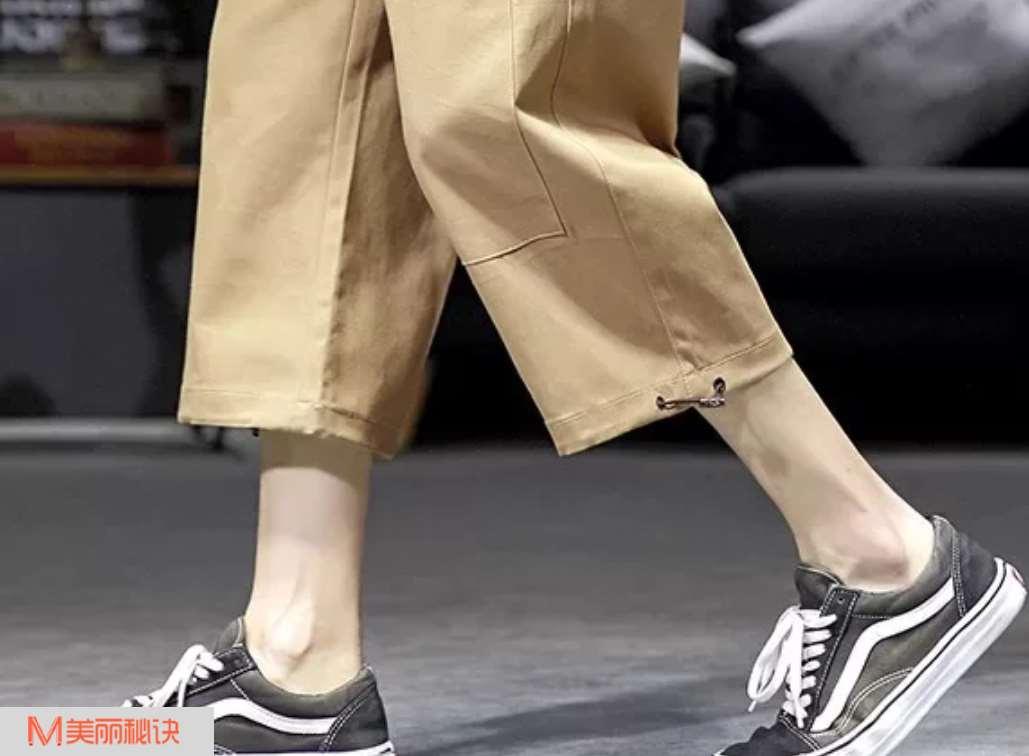 夏季男生鞋子与裤子搭配 凉爽舒适的效