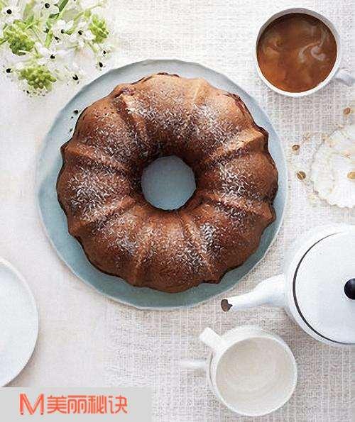 无法拒绝的咖啡蛋糕的制作POINT!
