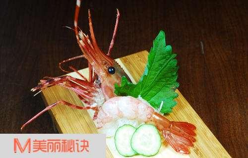 全球海虾中的极品--牡丹虾