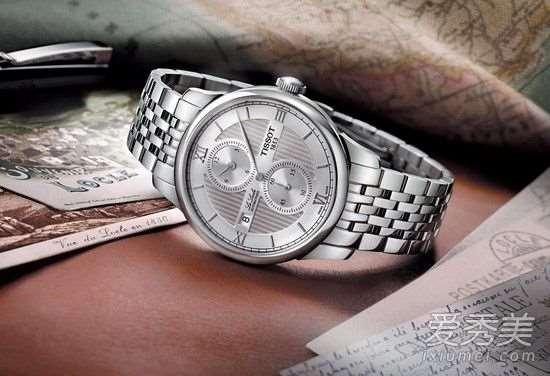 天梭手表怎么调日期 天梭手表怎么调时间