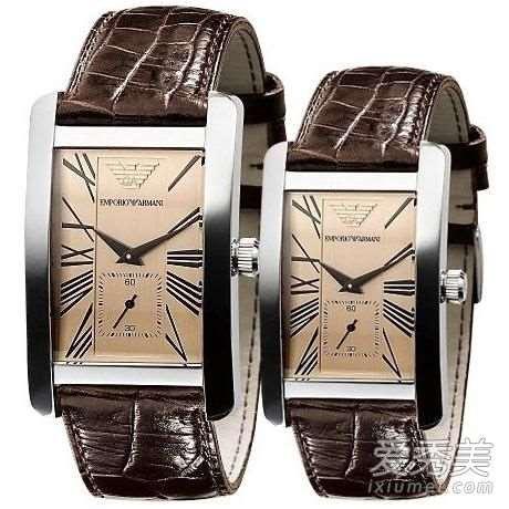 阿玛尼手表怎么看真假 阿玛尼手表怎么看型号