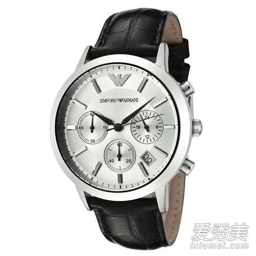 阿玛尼手表和浪琴哪个好 阿玛尼手表和卡西欧哪个好