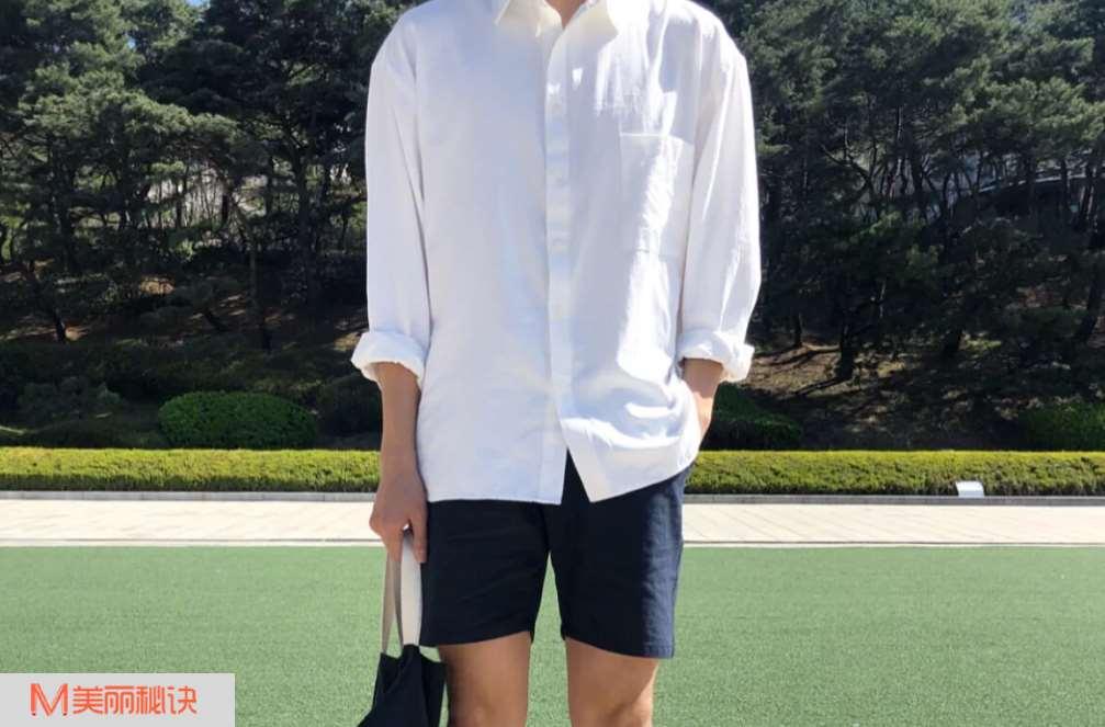 夏季男生白衬衫怎么搭配 适合夏天的味道